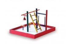 Bird Toys & Playgrounds